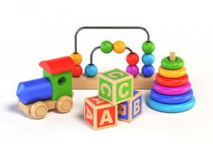 What toys are needed child of 1 year: language development, motor skills, creativity
