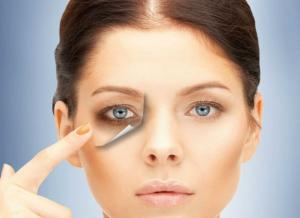 Dark circles under the eyes: grow old or get sick?